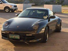 Grey Porsche 911 1999 Manual Gasoline for sale