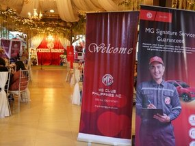 MG Car Club Philippines is launched and held its first Christmas party/official meeting