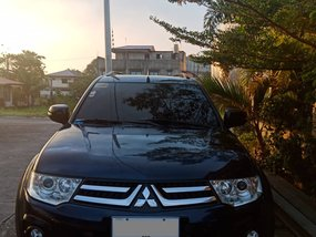 2014 Mitsubishi Montero Sports 2.5MT Glx Model at 35kms
