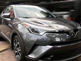 Brand New 2019 Toyota C-HR