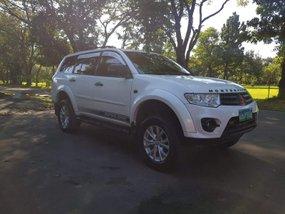 Rush 2014 Mitsubishi Montero Glsv