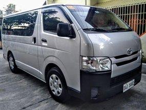 Toyota HiAce Commuter 2019 Manual Diesel