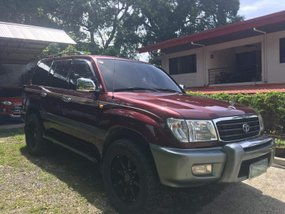 2000 Toyota Land Cruiser 100  - Local Unit