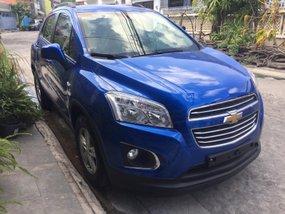 2016 Chevrolet Trax LS 4x2 Gas 1.4L Turbo AT