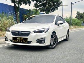 2017 Subaru Impreza 2.0i-S CVT Automatic Gas