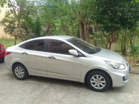 2011 Hyundai Accent MT for sale in Marikina