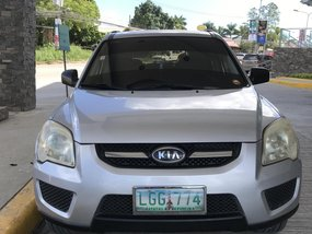 Kia Sportage 2009 for sale in Davao City