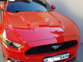 2017 Ford Mustang EcoBoost 2.3L Turbo Premium