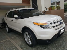 2014 Ford Explorer Top of the Line
