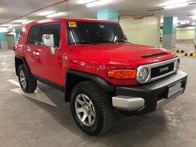 2018 Toyota Fj Cruiser for sale in Makati