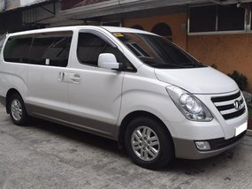 2018 Hyundai Grand Starex for sale in Quezon City