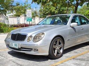 2003 Mercedes-Benz E-Class for sale in Paranaque