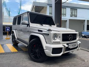 2016 Mercedes-Benz G-Class for sale in Quezon City