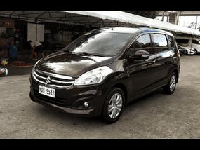 Sell 2017 Suzuki Ertiga at 16633 km