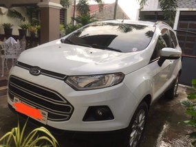 Selling Ford Ecosport 2016 in Cabanatuan