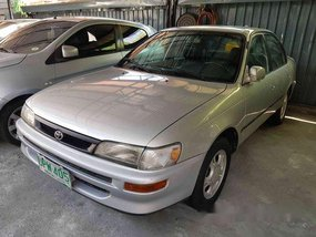 Sell Silver 1998 Toyota Corolla in Marikina