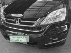2010 Honda CRV Modulo Edition