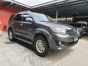 Toyota Fortuner 2014 G Gas Automatic