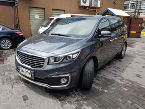 Sell 2015 Kia Carnival in Pasig