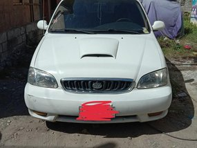 Sell 2001 Kia Carnival in Manila