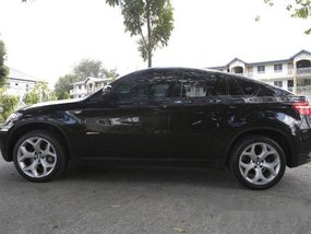 Sell Black 2011 Bmw X6 in Quezon City