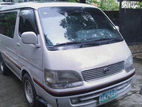 Toyota Hiace 1997 for sale in Manila