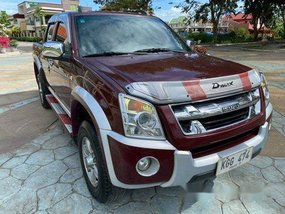 Selling Red Isuzu D-Max 2012 in Talisay