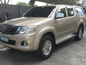 Selling Toyota Hilux 2012 in Pasig