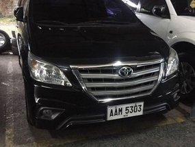 Selling Toyota Innova 2014 in Marikina