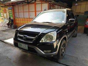 Selling Black Honda Cr-V 2005 in Antipolo