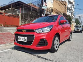 Sell 2017 Chevrolet Spark in Quezon City