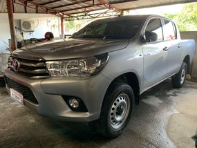 Sell Silver 2019 Toyota Hilux in Makati