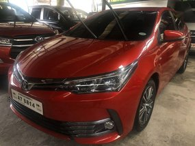 Sell 2018 Toyota Corolla Altis in Quezon City