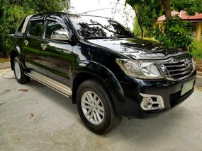Toyota Hilux 2012 for sale in Las Piñas
