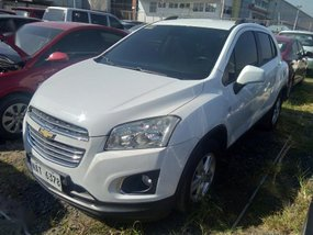 Selling Chevrolet Trax 2017 in Cainta