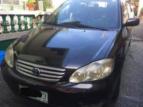 Toyota Corolla Altis 2000 for sale in Parañaque