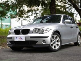 Selling Bmw 1-Series 2006 in Quezon City