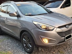 Sell 2014 Hyundai Tucson in Quezon City