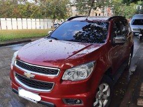 Selling Chevrolet Trailblazer 2016 in Manila