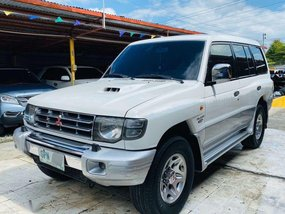 Sell 2002 Mitsubishi Pajero in Mandaue