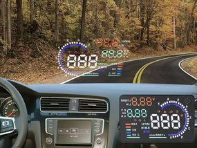 What have you known about head-up displays (HUD) so far?