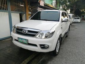 Sell 2007 Toyota Fortuner in Quezon City