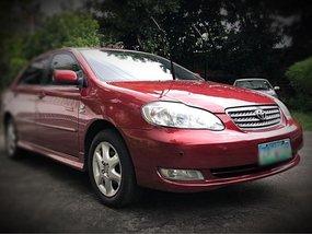 Selling Toyota Corolla Altis 2005 in Makati