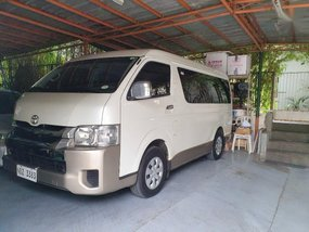 Sell 2017 Toyota Hiace in Makati
