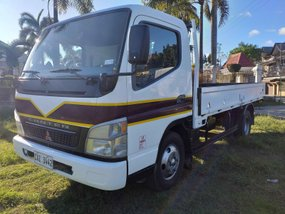 Dec 2019 Mitsubishi Fuso Canter Wide body