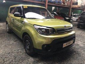 Kia Soul 2018 for sale in Quezon City