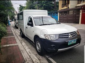 Selling Mitsubishi L200 2013 in Quezon City