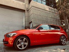 Bmw 1-Series 2013 for sale in Quezon City