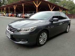 Honda Accord 2014 for sale in Manila