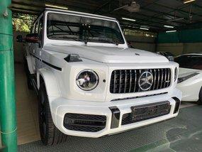 Sell 2020 Mercedes-Benz G-Class in Quezon City